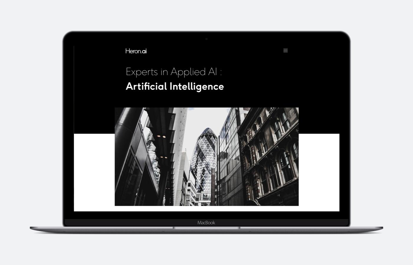 Heron website launched