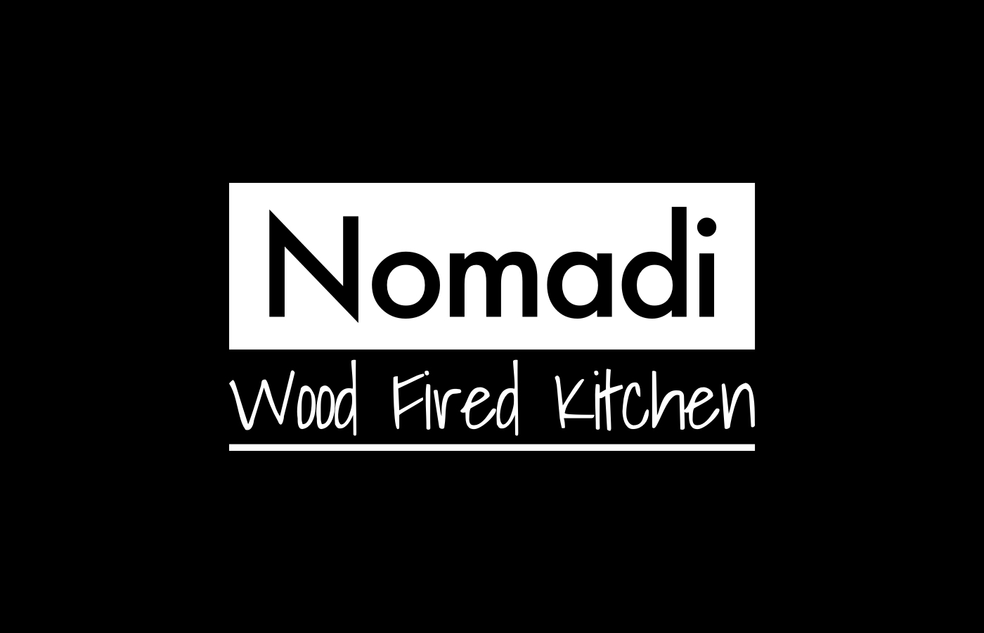 New Brand Identity: Nomadi