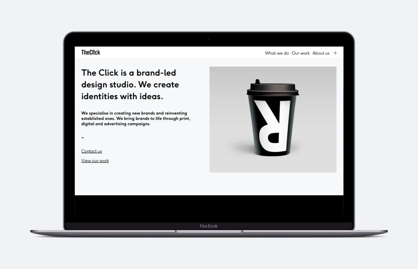 The Click Website Update Goes Live