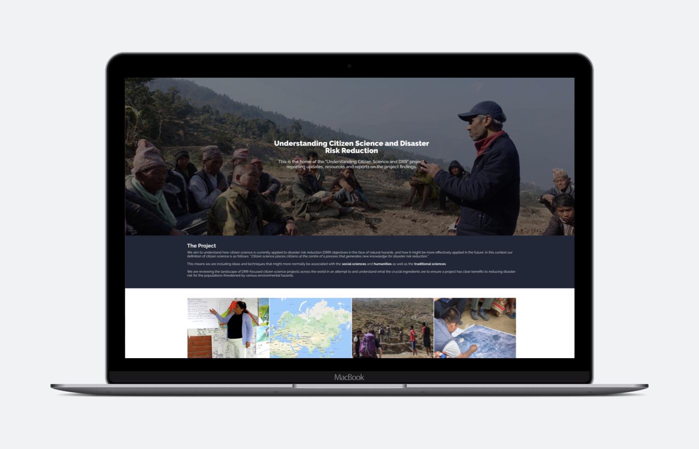 CSDRR website launches