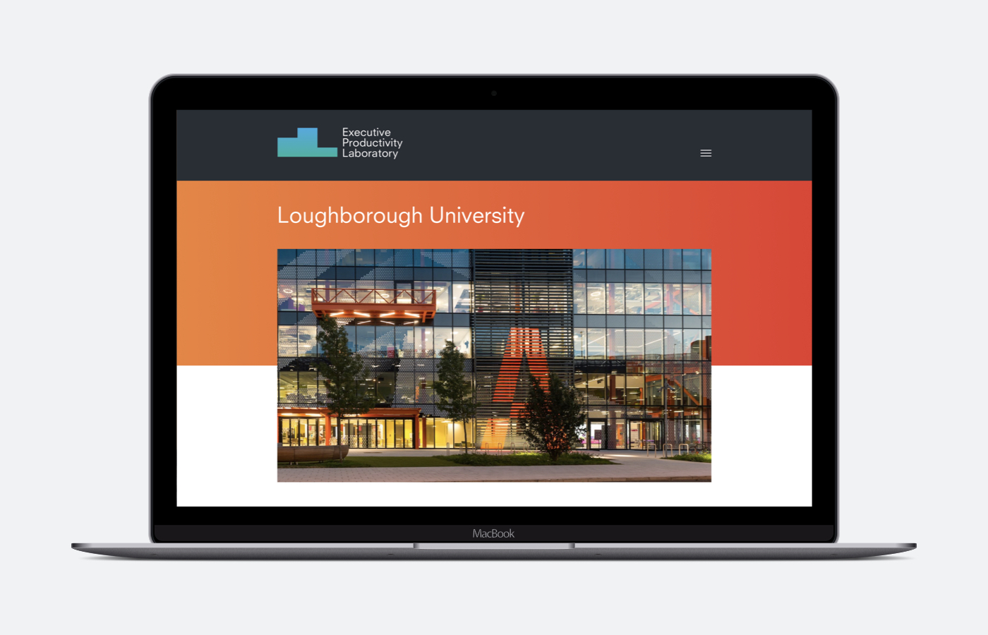 Executive Productivity Lab & Loughborough University