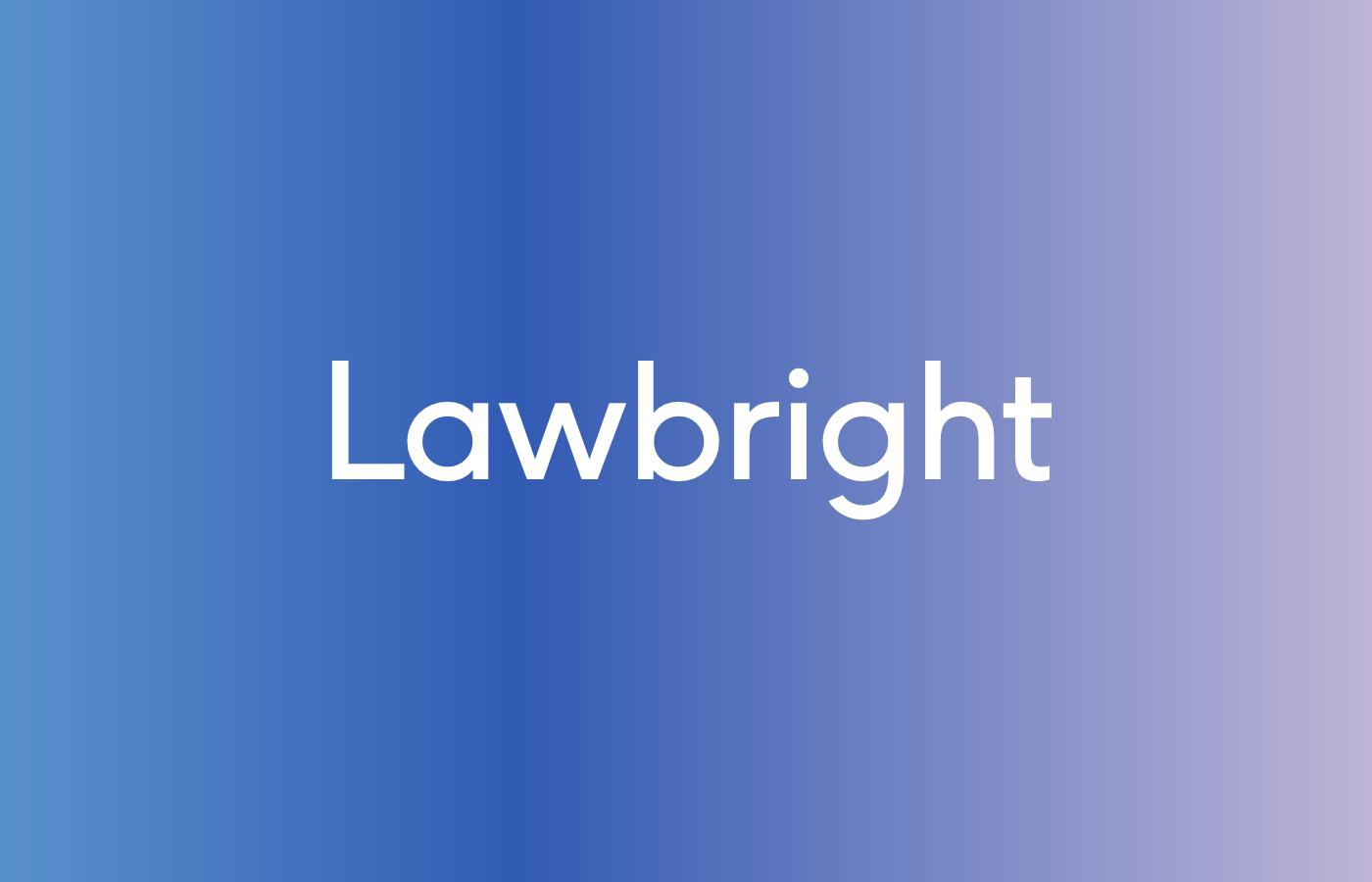 New client: Lawbright