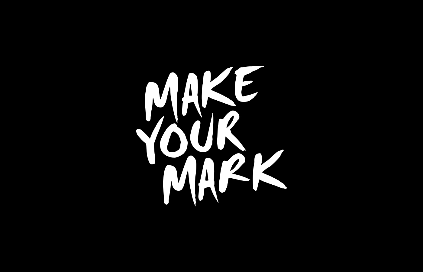 Make Your Mark Campaign Highly Commended