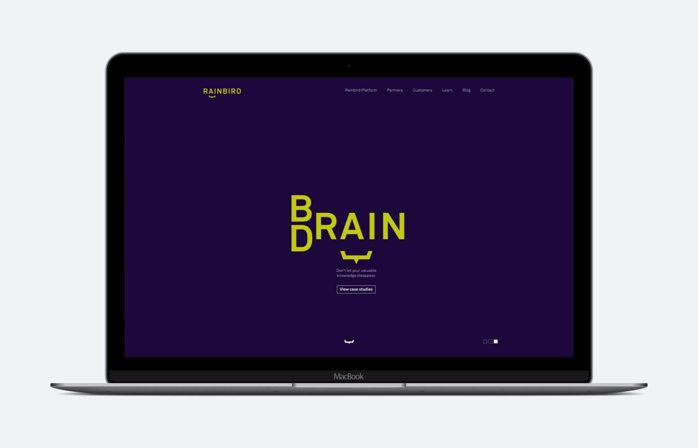 Rainbird AI website launches