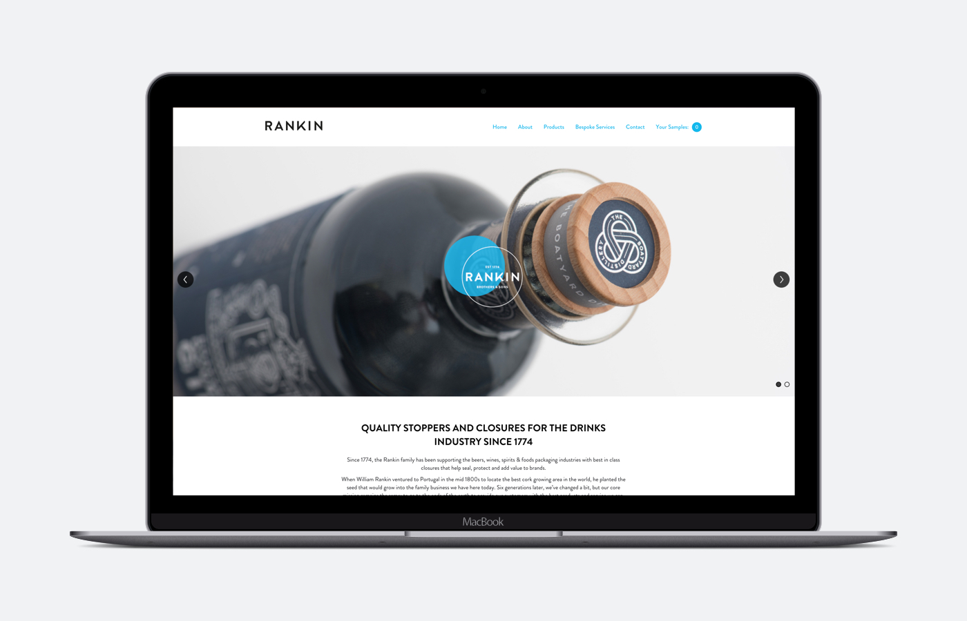 Rankin Cork's New Website Launches