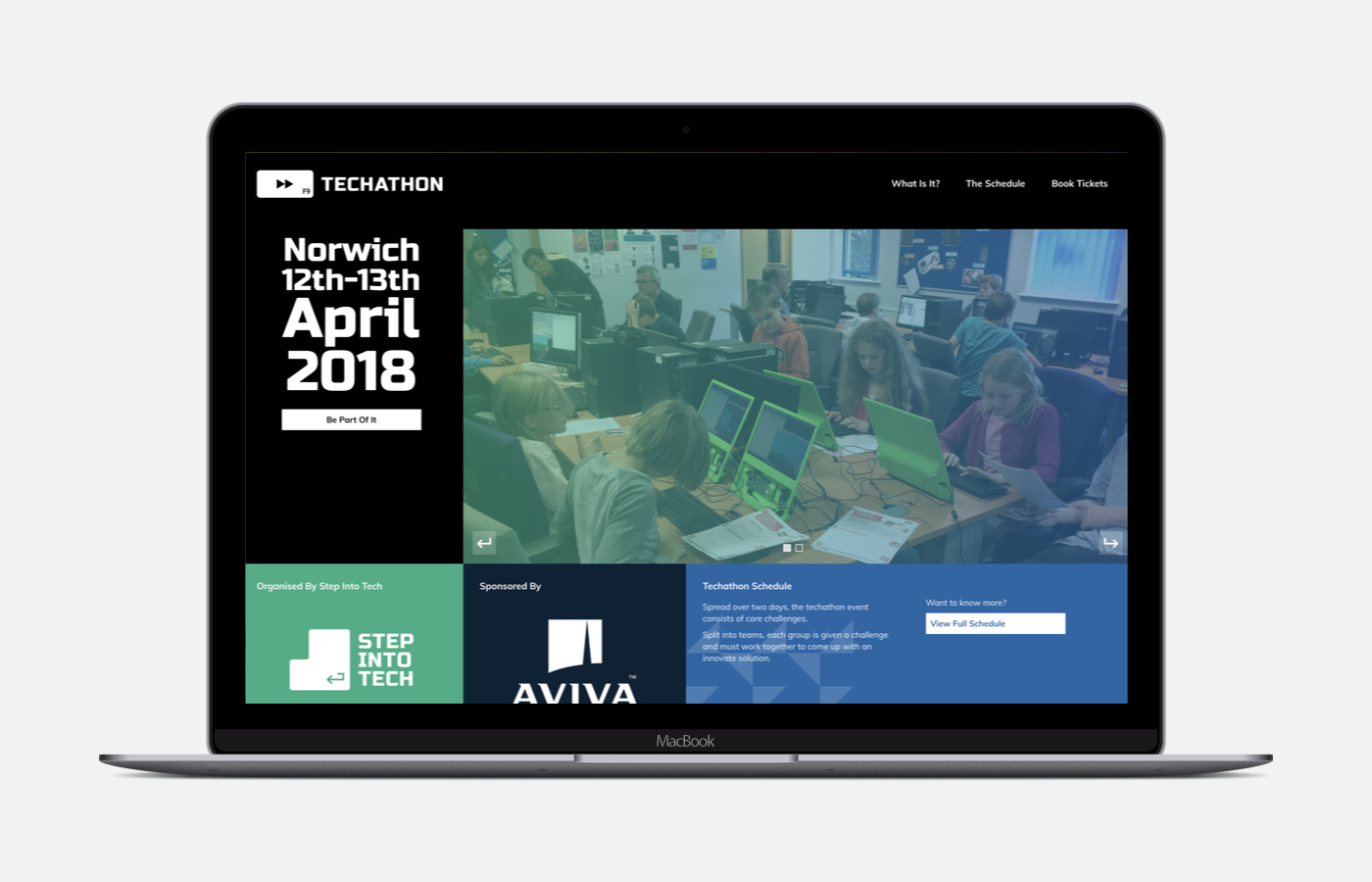 Step Into Techathon